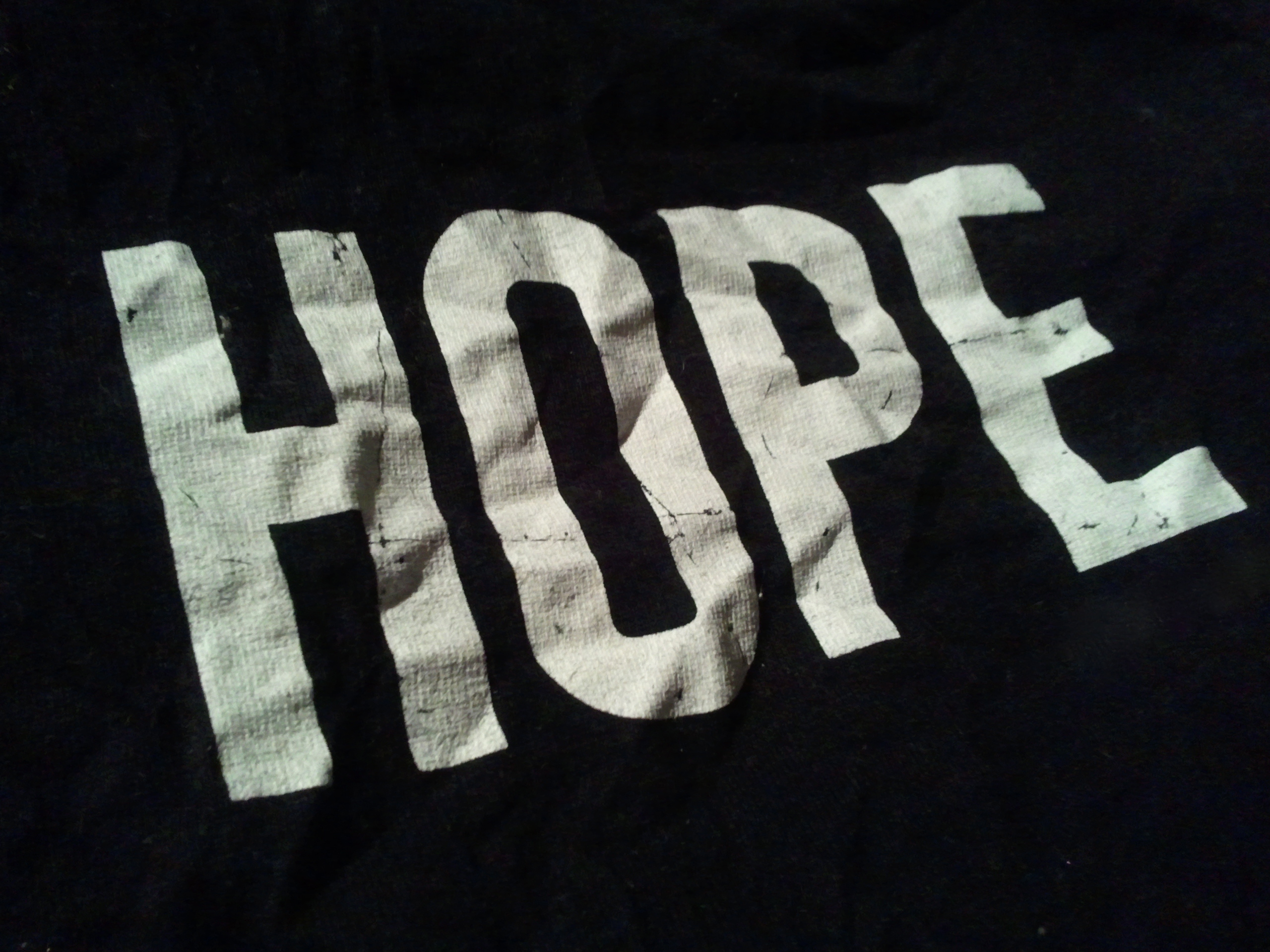 Hope word study words